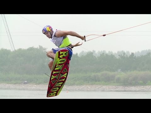 World Cup - Cable Wakeboard Beijing China 2014