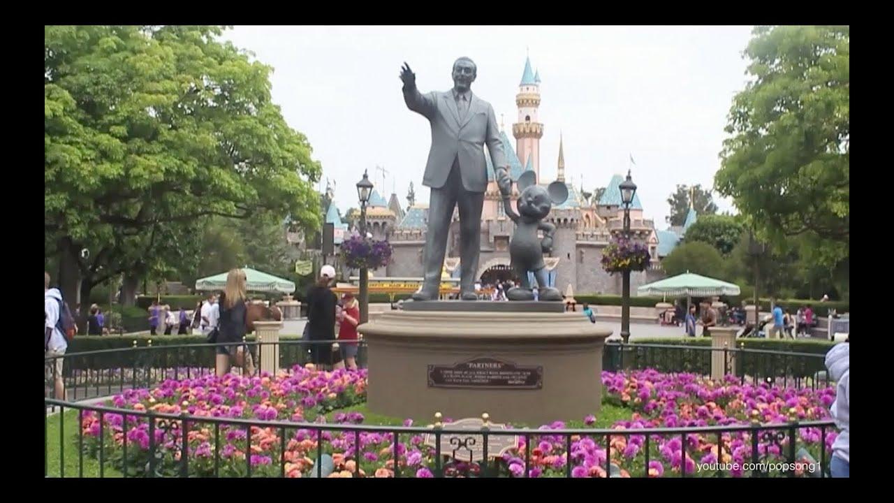 Disneyland Park Complete Walkthrough Anaheim California