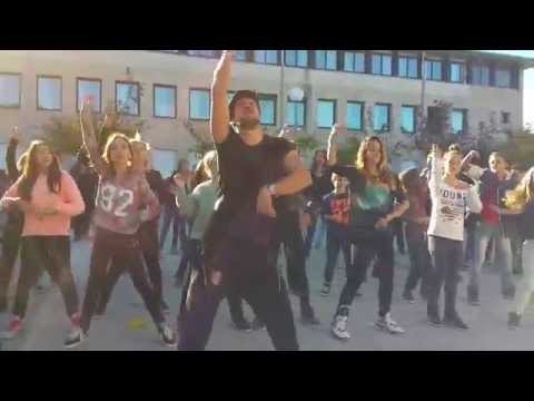 Animation Danse au Collège Font de Fillol