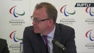 Пресс конференция главы МПК по российским паралимпийцам