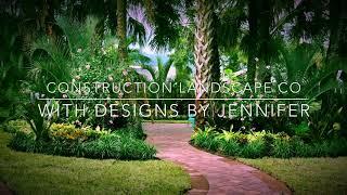Gambar cover Melbourne Florida, landscape for a vacation backyard