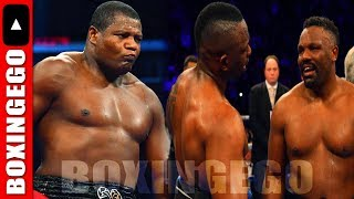 LUIS ORTIZ ALMOST SUCCESSFULLY FROZEN OUT! EDDIE HEARN SAYS DERECK CHISORA IS #1 OPT 4 DILLIAN WHYTE