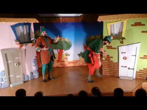 Saklambaç Çocuk Tiyatrosu - Karagöz'ün Oyunu