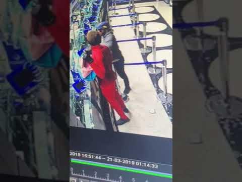 Five Nigerians captured robbing bureau de change in UAE