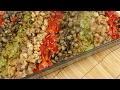 Arpa Şehriye Salatası / Sebzeli Tavuklu Salata |Lezzetin Tarifi