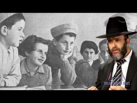 Rabbi Shapiro explains why Orthodox Jews refuse to serve in the Israeli army