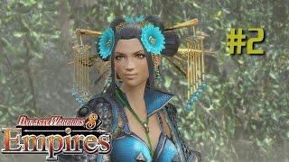 Dynasty Warriors 8 Empires | Empire Mode | (Sima Sasha) #2