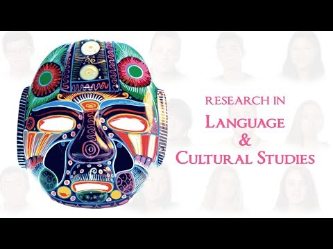 Language and Cultural Studies - Cook