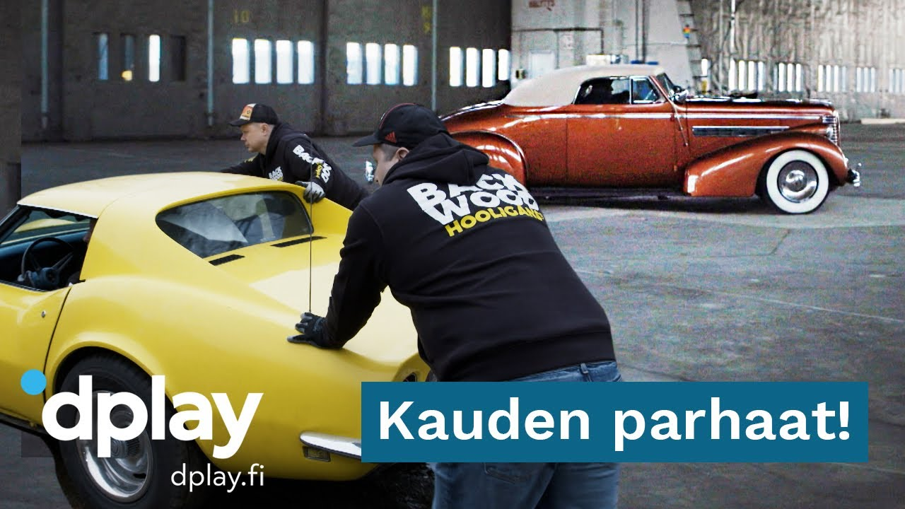 Garage Kings Suomi | Suomen kovimmat autonrakentajat | Dplay.fi