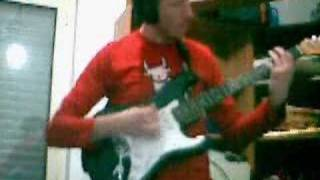 NEW All American Rejects Top of the world guitar cover FgF