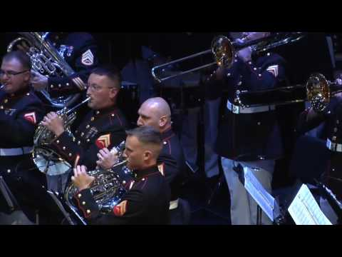 """Marine Corps Band New Orleans """"A Century of Service"""" concert in New Orleans"""