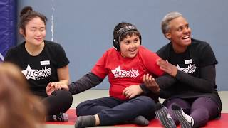 Sports Camp for Children with Autism