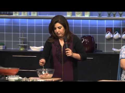Learn how to make Dahi chicken with Farah Khan