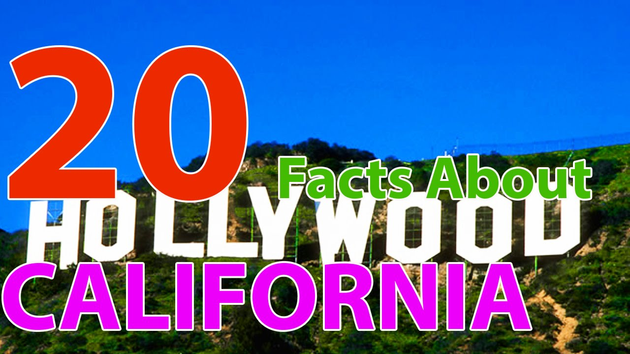20 Facts About California Youtube