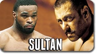 UFC Fighter Tyron Woodley In Salman Khan's SULTAN