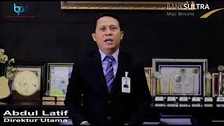 Ucapan Selamat Ulang Tahun Sulawesi Tenggara Ke-57 oleh Direktur Utama Bank Sultra