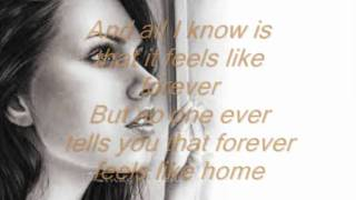 Stone sour - through the glass lyrics.wmv