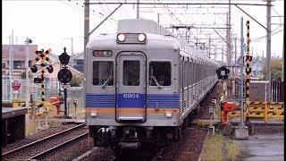 南海高野線 滝谷駅を通過する電車13連発 X9