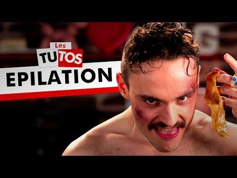 TUTO EPILATION