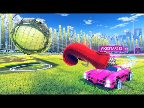MAXIMUM GRAVITY ROCKET LEAGUE RUMBLE