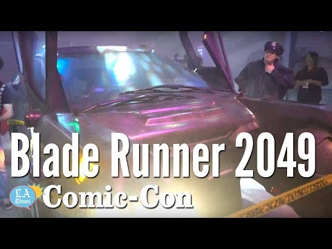 Blade Runner 2049 Experience: Comic-Con | Los Angeles Times