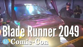 Blade Runner 2049 Experience: Comic-Con   Los Angeles Times
