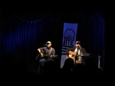 Luke Combs - Night Moves Eddie's Attic Jan 2016