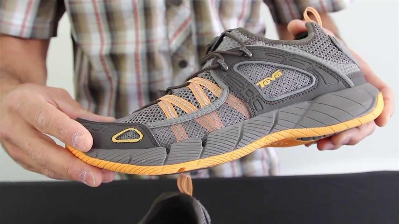 e1b8394c7901 Teva Churn   Refugio Water Shoes - Product Spotlight - YouTube