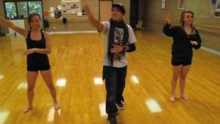 Ro Malaga teaches Hip Hop Choreography at Salt Lake City's West High School thumbnail