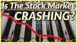 Is The Stock Market Crashing? Tesla Microsoft Apple Stocks Crash! How Far Will Stock Prices Fall?