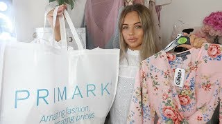 One of Lucy Jessica Carter's most viewed videos: MARCH 2018 PRIMARK HAUL & TRY ON | Lucy Jessica Carter