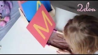 Gambar cover Bandeja de trazado Montessori: cómo la usamos