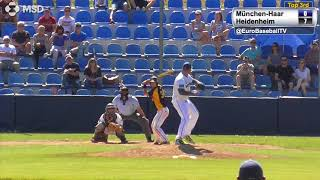 Baseball Highlights: Heideköpfe 14, Disciples 9
