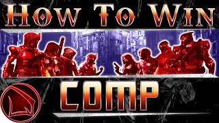 Destiny 2: How To Win Competitive Crucible Guide – Comp Teamwork / Solo Tips & PvP Examples