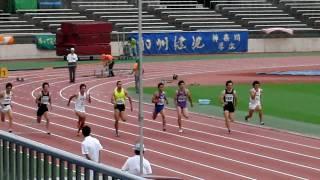 宮崎久 10.32(+2.1) 2009/7/4 神奈川県選手権 男子100m決勝