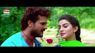 khesari Lal Yadav Ne Akshara Singh Propose Scene Full Romantic Video