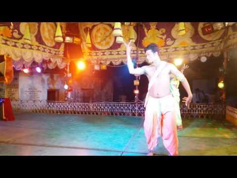 Record dance of Biswabharati opera