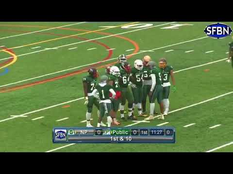 Philadelphia City All-Star Football Game - May 18, 2018