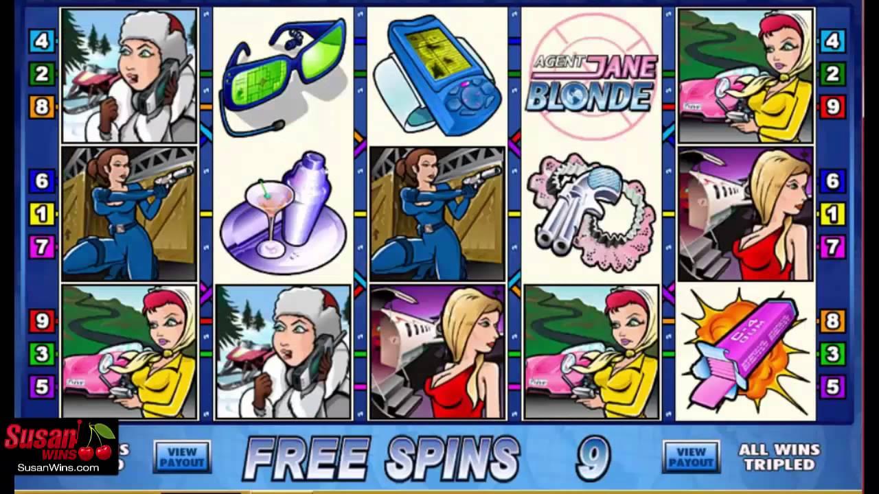 Huge Slots Free Spins
