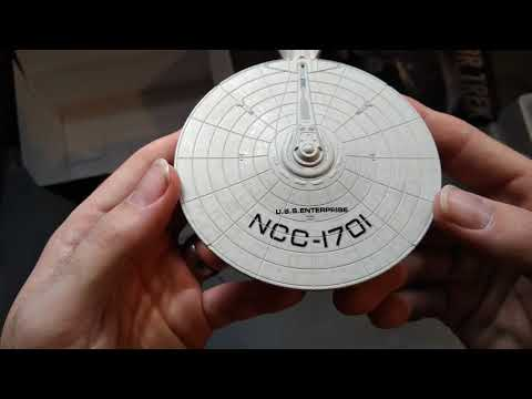 Star Trek Official Starship Collection, U.S.S. Enterprise NCC-1701 (Beyond), Special Edition