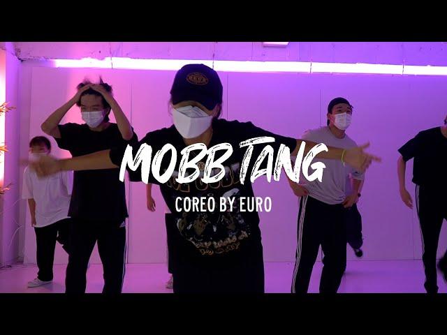 [동탄댄스학원] CHOREOGRAPHY 코레오그래피 | 나플라 - mobb tang