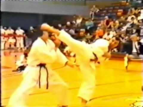 Frank Brennan Karate KUGB
