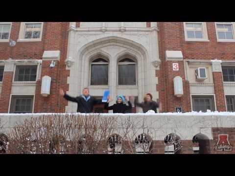 Amundsen High School - Happy