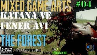 The Forest Türkçe 4.Bölüm | Katana ve Fener Arıyoruz