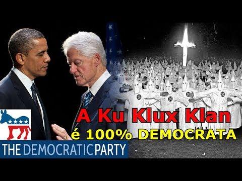 O Partido Democrata é o pai da Ku-Klux-Klan. - YouTube