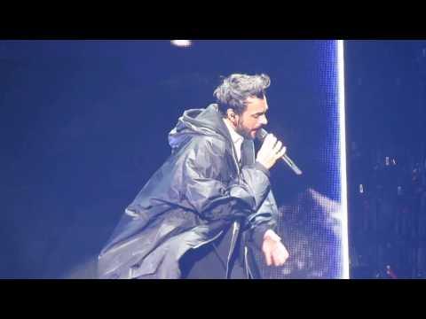 Marco Mengoni Live 2016 - Ti ho voluto bene veramente - Mantova Palabam 12 novembre 2016