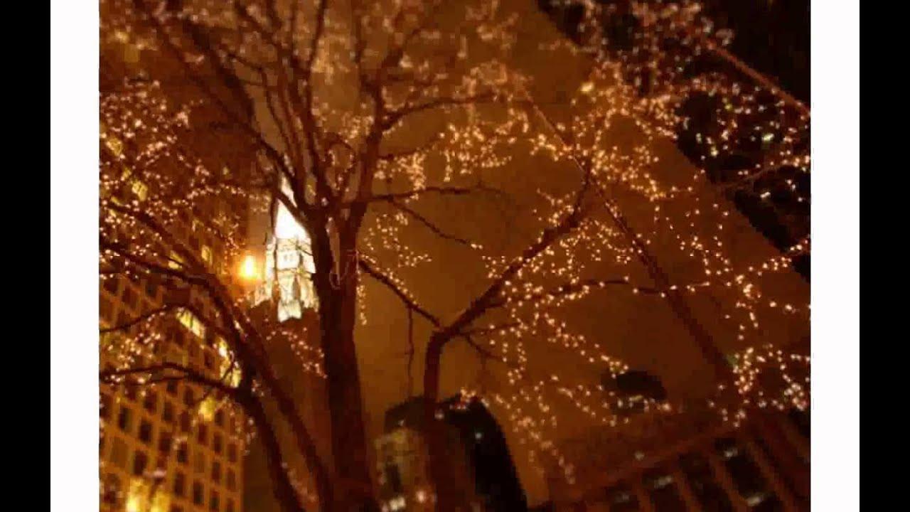 Twinkling Christmas Lights [lilolarada] - YouTube