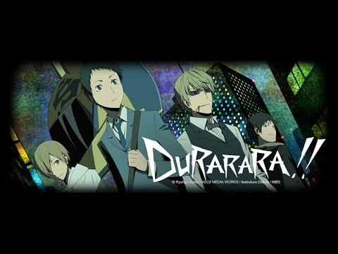 Complication - Durarara!! Opening 2 With Lyrics