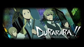 Repeat youtube video Complication - Durarara!! Opening 2 With Lyrics