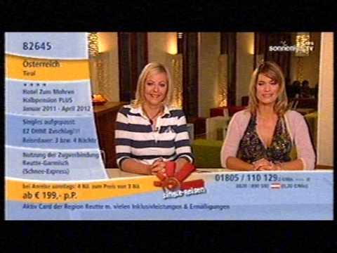 Sonnenklar TV- (Reise)Tipps für Singles mit Judith Alwin
